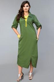 Модель 1005 зеленый Diva