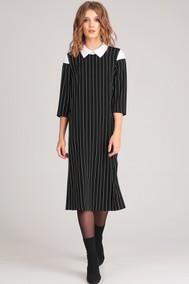 Модель 1173 черный+полоска Arita Style-Denissa