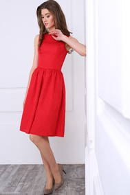 409 красный Anastasia MAK