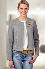 жк-73 серый Talia fashion