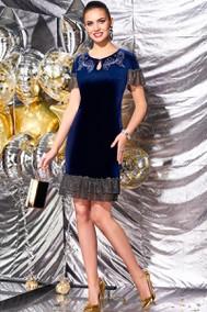 Модель 3557 синий Lissana