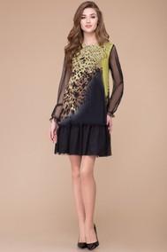 Модель 1054 желтый+черный Svetlana Style