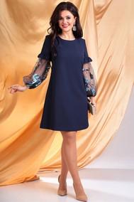 Модель 2409 темно-синий Мода-Юрс