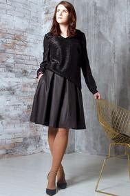 Модель Бл-079 черный Talia fashion