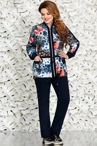 Модель 2765 синий Mira Fashion