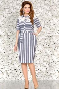 Модель 4402 серо-синий оттенок Mira Fashion