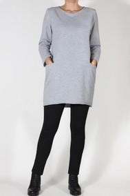 Модель 511 серый меланж Mirolia
