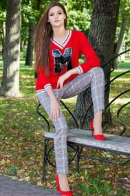 Модель 1807 красный Beautiful & Free