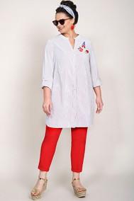 Модель 505/1 белый+красный Alani