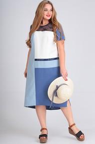 Модель 712 голубой Anastasia MAK