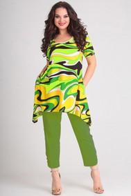 Модель 00151 зеленый Andrea Style