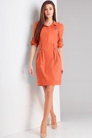 Модель 689 оранжевый Милора-стиль