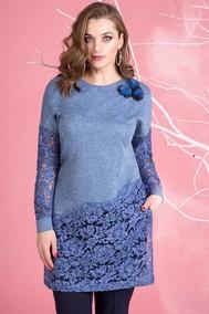 Модель 689 синий Лилиана