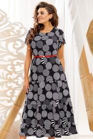 Модель 10993 черный+серый VITTORIA QUEEN
