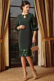 Модель 3247 темно-зеленый Lissana