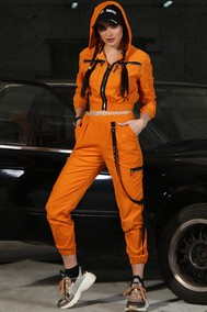 Модель 2689 оранжевый DOGGI