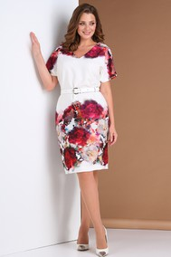 Модель 0396 Белый Andrea Style