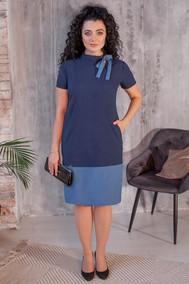 Модель 417 синий Angelina