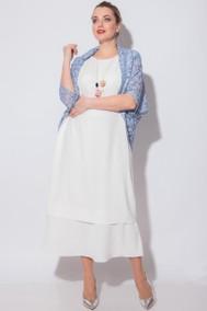 Модель 11085 молочно-голубой SOVA