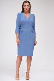 Модель 658 голубой Vilena fashion