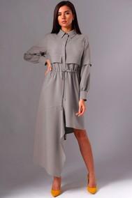 Модель 1137-2 серый МиА Мода