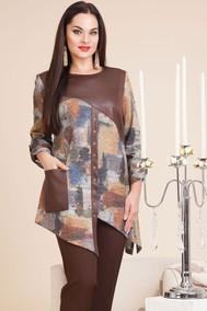 Модель 589 коричневый Лилиана