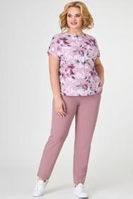 Модель 389 Грязно-розовый Swallow