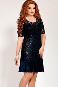 4195 синий Mira Fashion