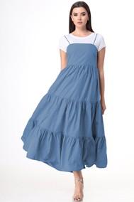 Модель 630 голубой Anastasia