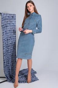Модель 2642 голубой Viola Style