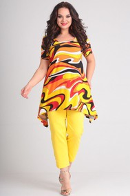 Модель 00151 желтый Andrea Style
