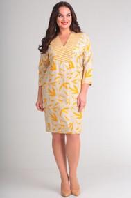 Модель 483 желтые листья SVT-fashion