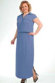 01-489 темно-голубой Elga