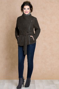 Модель 4491 коричневый оттенок Mira Fashion