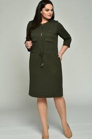Модель 1679 темно-зеленый Lady Style Classic