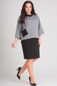 Модель 1011 серый+черный Shetti
