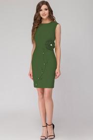 Модель 1082 темно-зеленый Svetlana Style