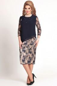 Модель 4131 тёмно-синий Mira Fashion