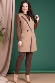 Модель 655В коричневый Лилиана