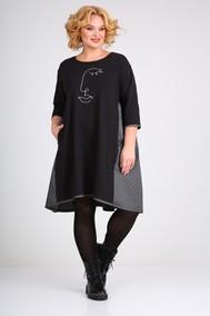 Модель 491 чёрный SVT-fashion