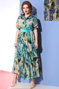 879 с синими цветами/ фото №2 Anna Majewska