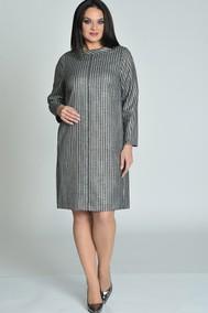 Модель 1520 серый в полоску Lady Style Classic