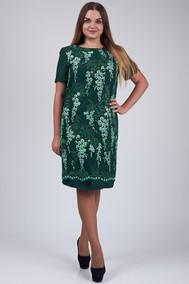 Модель 457 зеленые тона SVT-fashion
