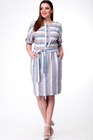 Модель пл-101 полоски Talia fashion
