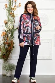 Модель 2765-9 синий+красный Mira Fashion