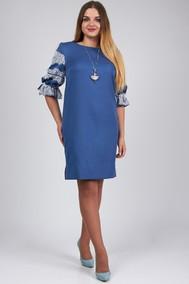 Модель 461 темно-голубой SVT-fashion