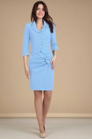 Модель 422 голубой Lady Line