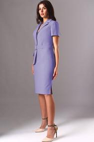 Модель 1127-3 синий с сиреневым оттенком МиА Мода