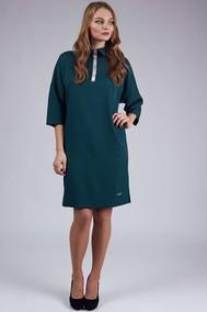 Модель 482 зеленые тона SVT-fashion