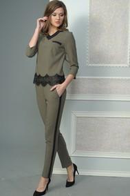 Модель 1438 хаки Lady Style Classic